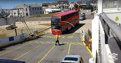 Go-Ahead To Going Cornwall (spotterboy2001) Tags: plymouth cornwall devon citybus city bus e400 enviro wj65bza 534 wj65 bza spotterboii2001 torpoint rame peninsula ferry 70b 32 70 swoop gobus go goahead ahead tamar river crossing spotterboy2001