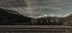 Al norte los Pirineos... (jlperolet) Tags: landscape nature pirineos mountain colors canon winter pyrenees