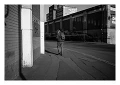 FILM - Around the corner (fishyfish_arcade) Tags: 35mm analogphotography bw blackwhite blackandwhite canonsureshotmax delta400 filmphotography filmisnotdead istillshootfilm monochrome analogcamera compactcamera film ilford mono streetphotography