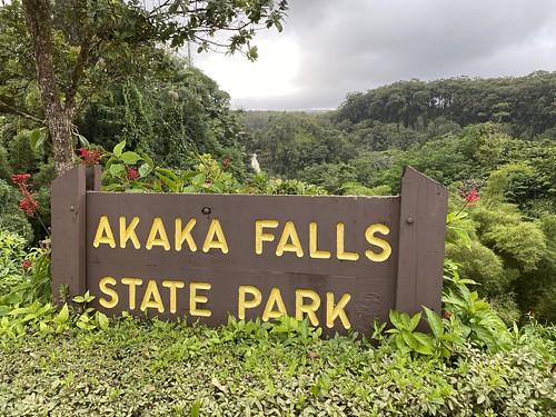 Akaka Falls State Park, HI