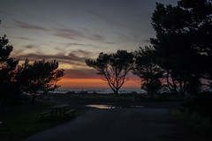 Sunset at Cape Disappointment (tormod_l) Tags: 2018 november outdoor washington capedisappointment statepark