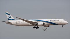 El Al B789, 4X-EDA, TLV (LLBG Spotter) Tags: elal b787 tlv airline aircraft 4xeda llbg
