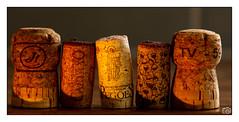 Friday Night (Marc Gordon'74) Tags: corks wine drinking bottles friday