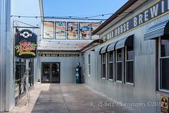 War Horse Brewery Entrance (kevnkc2) Tags: stdntsdoncooper lightroom newyork geneva senecalake summer winery brewery vacation lake castle nikon d610 tamron 2470mmg2 sp2470mmf28divcusdg2a032n