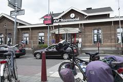 Bike touring trip Roermond-Leerdam-Arnhem-Roermond