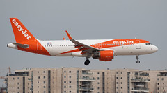easyJet A320, OE-ICI, TLV (LLBG Spotter) Tags: easyjet aircraft tlv a320 airline oeici llbg