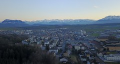 Hochdorf & panoramic view on Mt Rigi & Pilatus Switzerland (roli_b) Tags: hochdorf seetal seethal luzern lucerne mount mt rigi pilatus panoramic view panorama berg berge mountains switzerland schweiz suisse suizas svizzera suiza drohne drone aerial luftaufnahme djia mavic pro dji