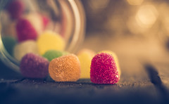 Life is short... make it sweet (Ro Cafe) Tags: extensiontubes pentacon50mmf18 sonya7iii stilllife bokeh candy closeup colorful jellybeans selectivefocus smileonsaturday softfocus sugar sweet sweetsformysweet