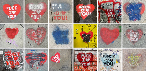 Fuck I Love You - Leftover Valentines