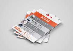 Bank loan flyer (kawsar5729) Tags: flyerdesign brochure bifoldbrochure trifoldbrochure rollup businessflyer businesscard bank flyer corporatebrochure