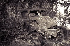 Relic Truck (kevnkc2) Tags: stdntsdoncooper lightroom newyork geneva senecalake summer winery brewery vacation lake castle nikon d610 tamron 2470mmg2 sp2470mmf28divcusdg2a032n