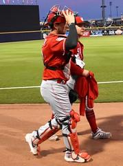 Kyle Farmer (jkstrapme 2) Tags: baseball jock cup bulge crotch jockstrap