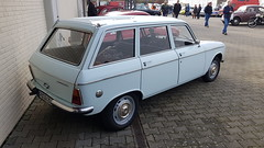 Peugeot 204 Break (ahellmann) Tags: peugeot 204 break estate kombi wagon