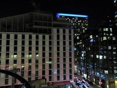 A Blue Light (Apollo's Light) Tags: fox plaza san francisco