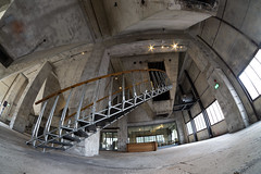 freitreppe... (roswithaantoniak) Tags: architektur treppenhaus zechezollerverein