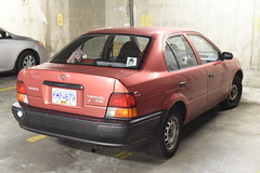 1997 Toyota Tercel CE (D70) Tags: 1997 toyota tercel ce gardenvillage burnaby britishcolumbia canada