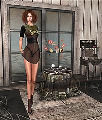 LuceMia - GRAFENWALDER Style (2018 SAFAS AWARD WINNER - Favorite Blogger -) Tags: sl hud secondlife mesh fashion creations blog beauty colors models lucemia marketplace grafenwalderstyle sparkletshirtsockbooties sparkle tshirt sock booties