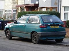 1996 SEAT Ibiza 1.4 CLS (Neil's classics) Tags: 1996 seat ibiza 14cls