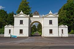 Bicton park entrance (mrpb27) Tags: gradeiilisted park college house johnrolle bicton budleighsalterton devon england uk gb nikon d40x 18200mmf3556gedifafsvrdx mrpb27