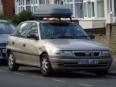 1996 Vauxhall Astra 1.6 Duo (Neil's classics) Tags: 1996 vauxhall astra 16 duo