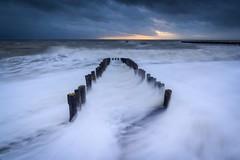 Dark Days (Ellen van den Doel) Tags: storm nature nederland netherlands 2020 sea ciara outdoor natuur zeeland februari landschap zee landscape wind