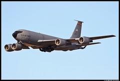 63-8036_197th ARS (Scramble4_Imaging) Tags: boeing kc135 kc135r stratotanker tanker airrefueling usairforce usaf unitedstatesairforce airnationalguard ang arizona military aviation airplane aircraft jet