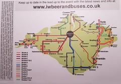 Route Map (ee20213) Tags: isleofwight program routemap isleofwightclassicbeerbuseswalksweekend
