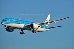"""Orchid / Orchidee"" KLM Royal Dutch Airlines PH-BHO Boeing 787-9 Dreamliner cn/42509-684 ""HO-012"" @ Zwanenburgbaan EHAM / AMS 06-04-2018 (Nabil Molinari Photography) Tags: orchidorchidee klm royal dutch airlines phbho boeing 7879 dreamliner cn42509684 ho012 zwanenburgbaan eham ams 06042018"
