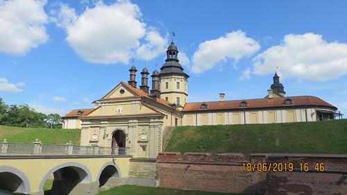 Palacio de Nesvizh 1