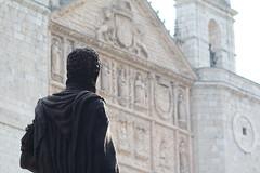 Valladolid y Felipe II (carlosgconde1) Tags: valladolid felipe ii philip san pablo iglesia church king spanish empire monument monumento castillayleón