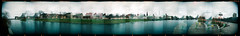 Malmö Bastion Uppsala (Holga 120SF) (mmartinsson) Tags: kanalen mediumformat bastionuppsala panorama film incamera portra holga120sf malmö scan 160 centralen epsonperfectionv700 analoguephotography kodak holga 120 skånelän sverige