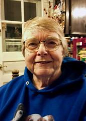 Mom - Polaroid Mint Camera Test (nomad7674) Tags: 2020 february polaroid mint digital instant camera mom mother linda berry chesner