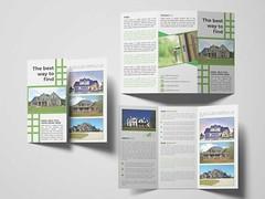 Tri-Fold Brochure (fahadamin92) Tags: brochure trifold