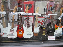 Friday, 14th, Miniature Replica Guitars IMG_6110 (tomylees) Tags: miniature guitars holborn london february 2020 14th friday project 365