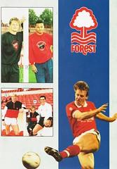 Nottingham Forest - Souvenir Shop Catalogue - 1991/92 - Page 7 (The Sky Strikers) Tags: nottingham forest official sports souvenir shop catalogue the city ground 1991 1992