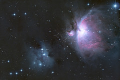 Orion-07.02. (michel1276) Tags: orion orionnebel nebel nebula orionnebula astrofotografie astrophotography astro deepsky deepskyfotografie deepskyphotography a6000a skywatcher150750