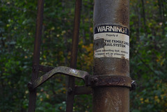 Forgotten Property (Tristan_Miller) Tags: the family lines clinchfield railroad signal trammel va virginia
