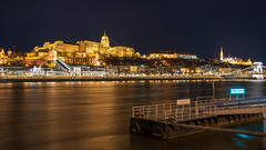 Budapest by night (+Samael+) Tags: budapest hungary night long exposure danube tamron nikon