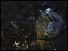 Fish Head Nebula IC1795 (SpacePaparazzi.com) Tags: astro astroimage astroimages astronomy amateurastronomy amateurastrophotographyezine longexposure longexposureshots natgeospace deepspace nebula ic1795 stars space spacepaparazzicom nightscaper astrometrydotnet:id=nova3936536 astrometrydotnet:status=solved