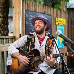 Troy Youngblood performing. (eric0669) Tags: liberty troyyoungblood brewery