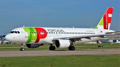 CS-TNQ (AnDyMHoLdEn) Tags: tap airportugal a320 staralliance egcc airport manchester manchesterairport 23l