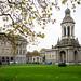 Trinity College - Campanile & Parliament Square