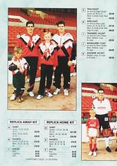 Nottingham Forest - Souvenir Shop Catalogue - 1991/92 - Page 2 (The Sky Strikers) Tags: nottingham forest official sports souvenir shop catalogue the city ground 1991 1992