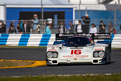 #16 1990 Porsche 962-1 (rickstratman26) Tags: car cars racecar racecars racing motorsport motorsports canon daytona speedway florida rolex 24 heritage vintage porsche 962