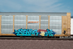 Benching Freights - 02-15-2020 (siamesepuppy) Tags: graffiti flick art paint spraypaint krylon rustoleum montana mtn 94 bombing southerncalifornia california socal ccattributionlicense creativecommons cclicense fuji fujifilm xe3 tags benching train trains boxcar writing railcars helios44258mmf2