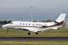 CS-EJA | Executive Jet Management (Europe) | Cessna 560XL Citation XLS | CN 560-5520 | Built 2004 | DUB/EIDW 30/01/2020 | ex N554QS, CS-DUF (Mick Planespotter) Tags: canon eos 80d dublinairport collinstown aircraft airport aviation avgeek avion flugzeuge nik sharpenerpro3 plane planespotter airplane aeroplane spotter jet cseja executive management europe cessna 560xl citation xls 5605520 2004 dub eidw 30012020 n554qs csduf bizjet corporate netjets flight 2020
