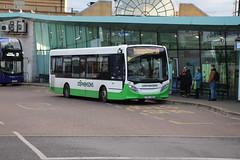 436 (YY67USD) 10-01-2020 rte 24 CBS.3 (routemaster2217) Tags: southendonsea transport bus lowfloorbus saloon singledecker travel stephensonsofessex alexanderdennis adl adlenviro200 e200 436 yy67usd