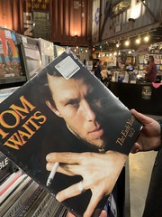 Rough Trade NYC (boloveselvis) Tags: records york new years early vinyl cover album waits tom