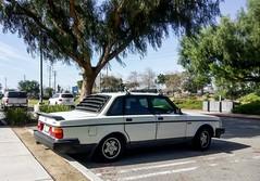Volvo 240 Worth over Half a Million (49er Badger) Tags: volvo 240 1986