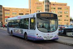 66826 (MX05CFA) 10-01-2020 rte 25 CBS.1 (routemaster2217) Tags: southendonsea transport bus lowfloorbus saloon singledecker firstessex firsteastengland volvob7rle wrighteclipse wrightbus 66826 mx05cfa